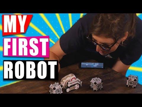 My First Robot || Mayim Bialik