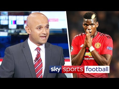 What Is Really Happening With Paul Pogba At Manchester United?