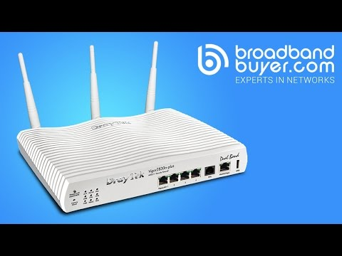 DrayTek Vigor 2830 Series Router