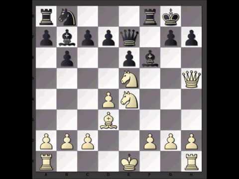 Chess Brilliancy: Edward Lasker – Thomas, 1912