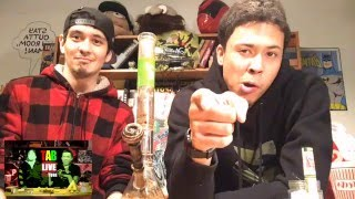 #SWAG Collective Puff, Puff, Pass Challenge by Take a Break with Aaron & Mo