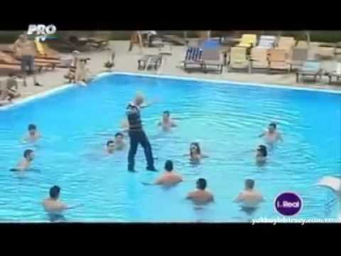 UNBELIEVABLE - Man walking on water
