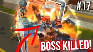 MY CRAZIEST BUILD YET *BOSS  KILLER* - SCRAP MECHANICS SURVIVAL #17