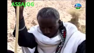 Djibouti: Afar Sketch