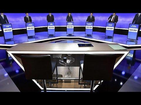 Γαλλία: Ο Φρανσουά Φιγιόν νικητής του ντιμπέιτ των συντηρητικών