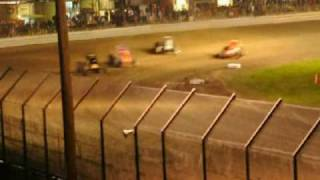 Gas City (IN) United States  city photo : Gas City USAC Sprints 04-2010.mpeg