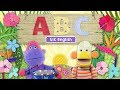 Video: ABC song for kids - The Alphabet (British/UK English)