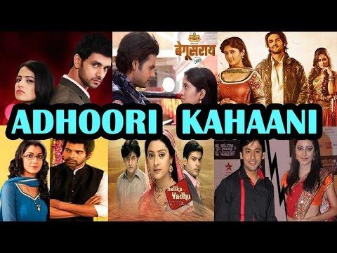 Adhoori Kahani's of Television Couples