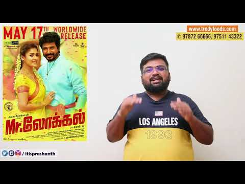 Mr.Local Review By Prashanth