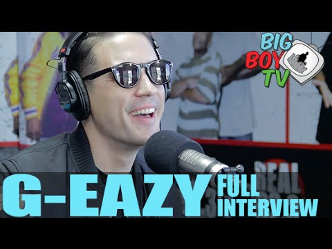 """G-Eazy on His New Album """"When It's Dark Out"""", Memes, And More! (Full Interview) 