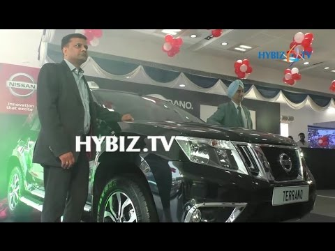 , Nissan New Terrano 2017 Launched in Chennai