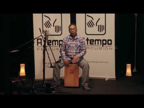 A Tempo Percusi坦n Lessons - Caj坦n Peruano - Marinera Lime単a