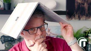 Surface Book 2, flexion, inflexion, réflexion (Test complet)