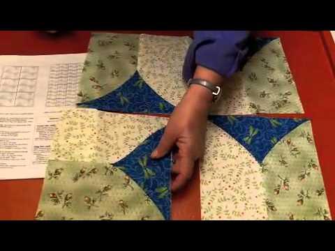patchwork - come creare un blocco in 5 minuti