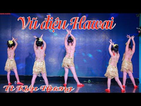 Vũ điệu Hawaii - Tt nghệ thuật Kiều Hương | Vinh danh Happy Queen