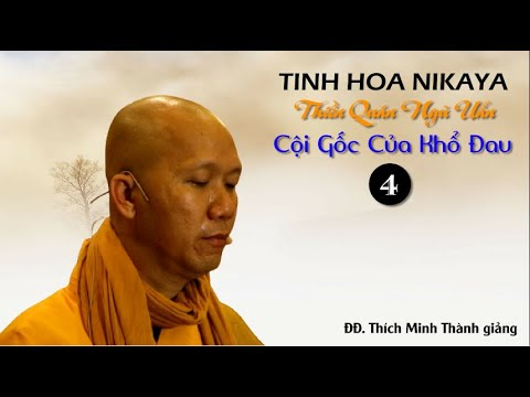 Tinh Hoa NIKAYA - Thiền Quán Ngũ Uẩn - Cội Gốc Của Khổ Đau 4