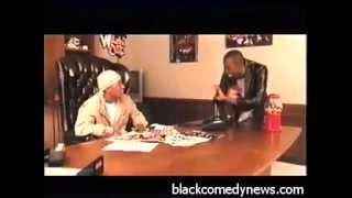 Affion Crockett Spoofs - JAY-Z - Russell Simmons - Ludacris - Chris Rock - John Legend