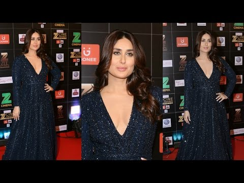 Kareena Kapoor Khan At The Zee Cine Awards 2017