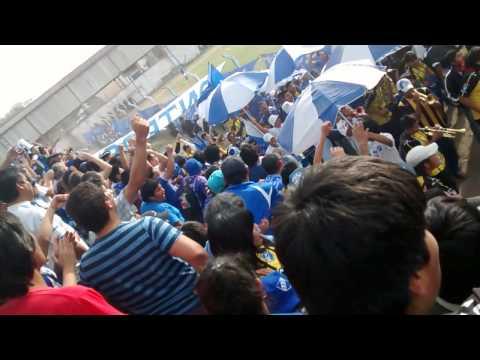 La banda del expreso azul entrando a la mendieta - talleres de perico - La Banda del Expreso Azul - Talleres de Perico