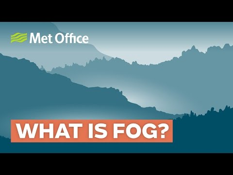What is fog?