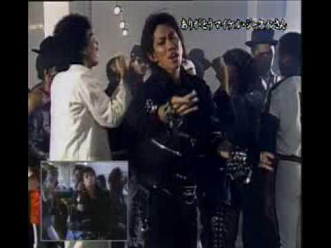 「[ネタ]とんねるず「マイケル・ジャクソン」」のイメージ