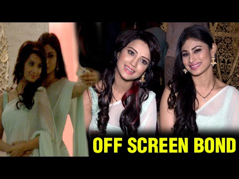 Shivanya & Sesha's Off-Screen Bonding   Naagin  