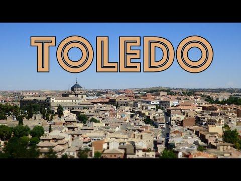 VIDEO: Visiting Toledo, Spain