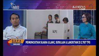 Video Dialog: Demi Hak Pilih Rakyat, Pemungutan Suara Ulang, Susulan & Lanjutan Digelar [1] MP3, 3GP, MP4, WEBM, AVI, FLV April 2019