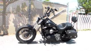 8. 2010 Harley Davidson Dyna Wide Glide Custom my beast !!!