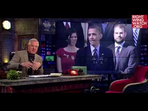 Marxist hunter - 10/22/13 - Glenn Beck says that if the media would just press President Obama for three weeks, Obama would snap and reveal himself to be a brutal dictator.