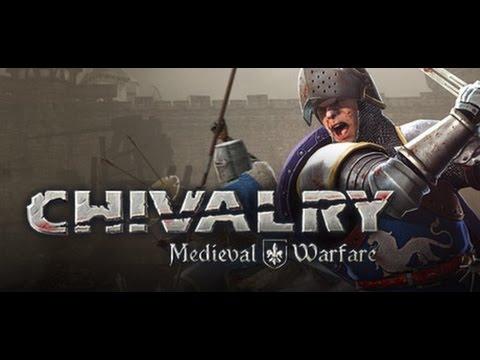 Обзор на игру CMW- Chivalry : Medieval Warfare