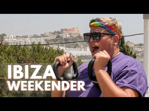 The Ibiza Weekender Workout DVD! видео