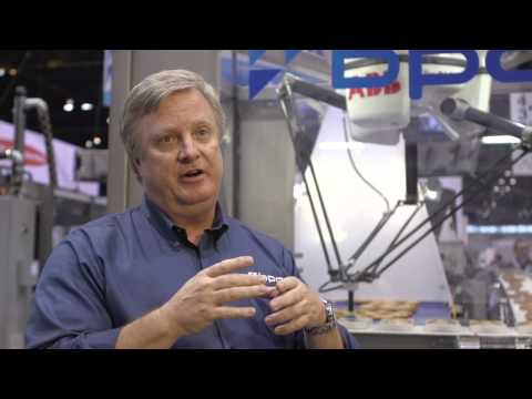 Packaging - At PackExpo we took the opportunity to ask three of our system integrators (Value Providers) working with packaging systems why they choose ABB robots as par...