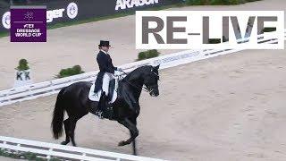 RE-LIVE | Dressage - Grand Prix | Stuttgart (GER) | FEI Dressage World Cup™