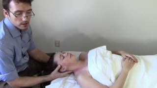 Video Massage Tutorial: Myofascial release for headache (with trigger point therapy!) MP3, 3GP, MP4, WEBM, AVI, FLV Agustus 2018