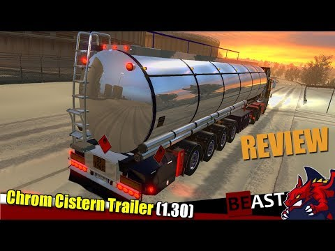 Chrom Cistern Trailer 1.30