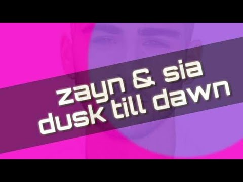 DUSK TILL DAWN - Zayn ft Sia | Kristen Collins, Blake Rose, KHS cover| Dj remix
