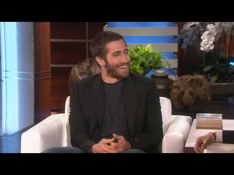Jake Gyllenhaal - He recently lost a significant amount of weight for a role. He told Ellen about his decision to take on the challenge.