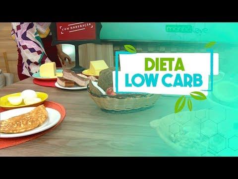 Nutricionista - Conheça a dieta low carb e saiba com emagrecer sem tortura