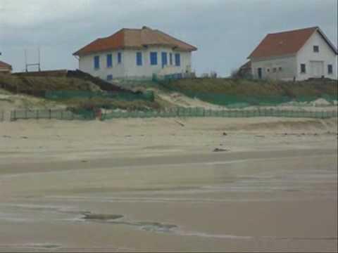 Mimizan beach