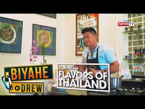 Biyahe ni Drew: Flavors of Thailand (Full episode)