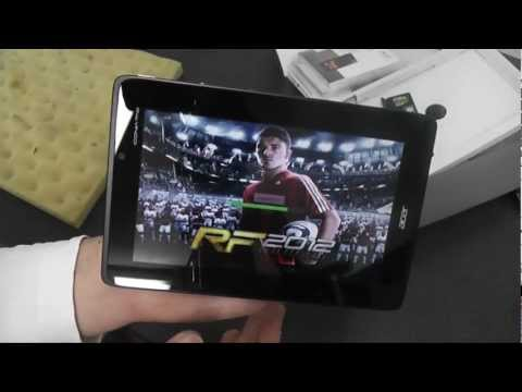 New Acer Iconia A110 7″ Android JellyBean Tablet Unboxing (beats Kindle fire HD & Nexus 7)