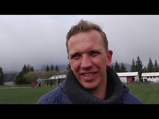 Alfreð Elías: Það gengur ekki í fótboltaleik