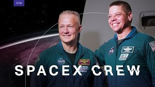 Video This is SpaceX's very first human crew MP3, 3GP, MP4, WEBM, AVI, FLV Januari 2019