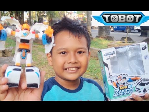 Mini Tobot Athlon ZANGO