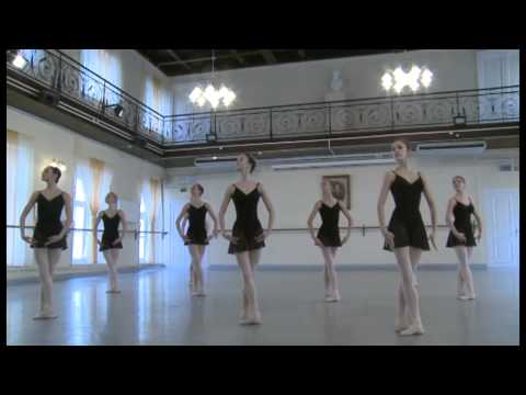 Vaganova Ballet Academy, Classical Exam 2013, Udalenkova, part 3