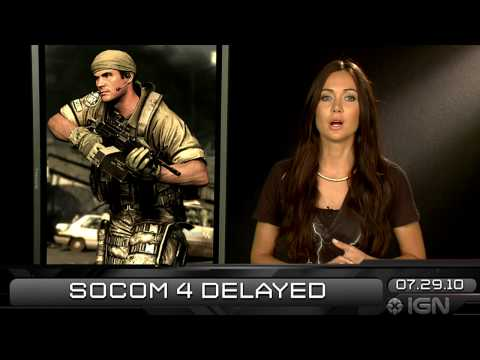 preview-IGN Daily Fix, 7-29: 3DS Price & SOCOM Delayed (IGN)