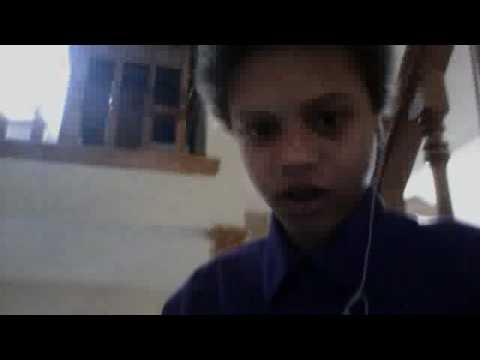 weirdo webcame test