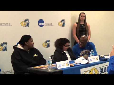 Willow Job Joins Goucher Women's Basketball