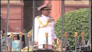 Admiral R.K. Dhowan appointed new Navy chief - Dinamalar April 17th 2014 News
